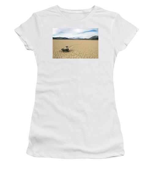 Death Valley Racetrack Women's T-Shirt