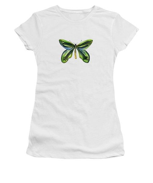 6 Queen Alexandra Butterfly Women's T-Shirt