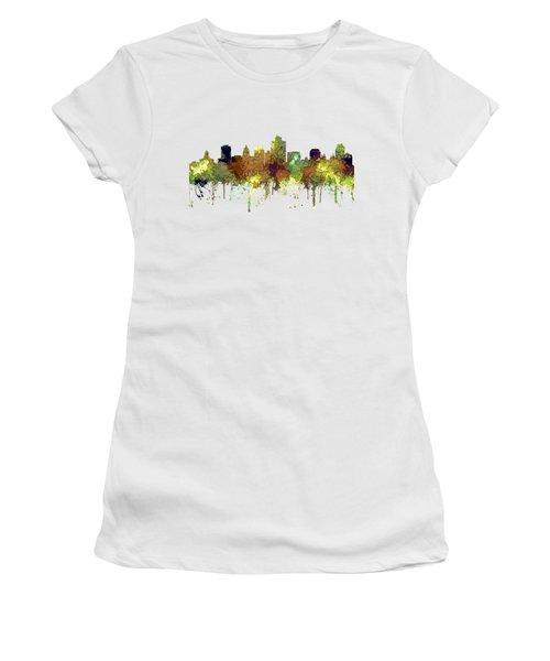 Salt Lake City Utah Skyline Women's T-Shirt