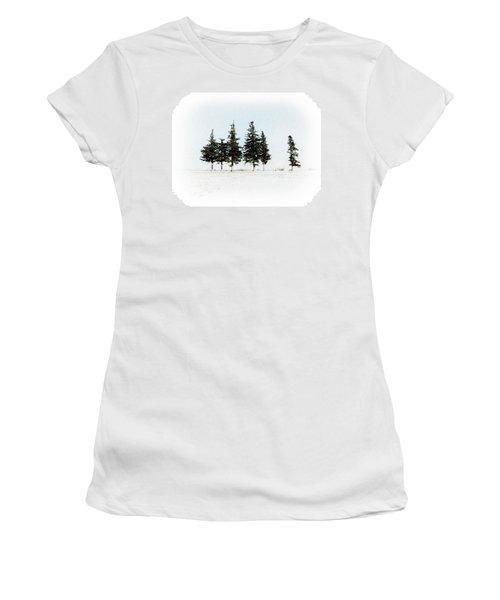 6 Trees Women's T-Shirt
