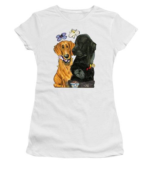 7-1396 Scallon Women's T-Shirt (Athletic Fit)