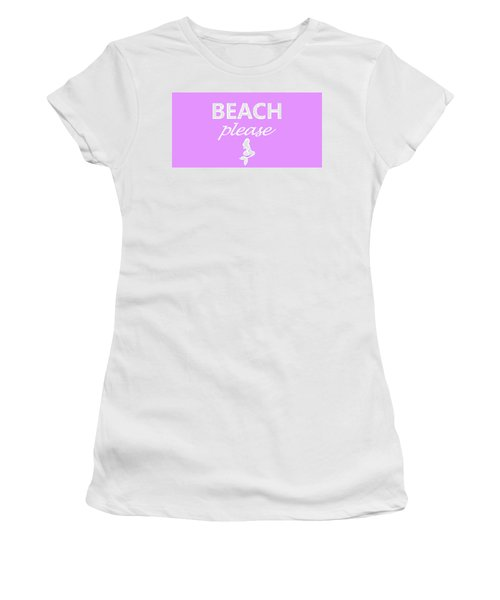 Beach Please Women's T-Shirt