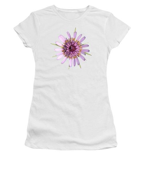 Salsify Flower Women's T-Shirt