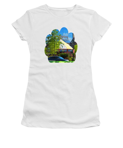 Shirts N Pod Gifts Boston N Surrounding Area Nature Photography By Navinjoshi Fineartamerica Pixles Women's T-Shirt (Athletic Fit)