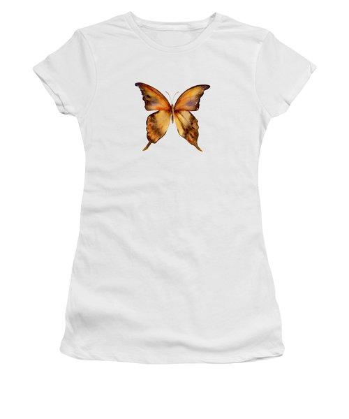 7 Yellow Gorgon Butterfly Women's T-Shirt