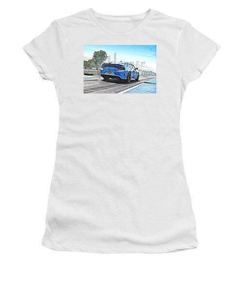 8613 06-15-2015 Esta Safety Park Women's T-Shirt (Athletic Fit)