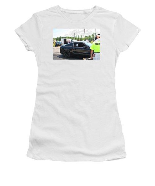 8628 06-15-2015 Esta Safety Park Women's T-Shirt (Athletic Fit)
