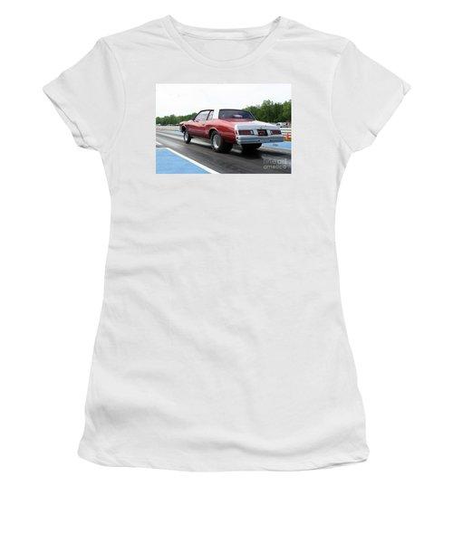 8727 06-15-2015 Esta Safety Park Women's T-Shirt (Athletic Fit)