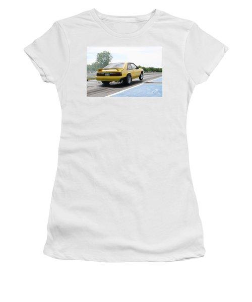 8734 06-15-2015 Esta Safety Park Women's T-Shirt (Athletic Fit)