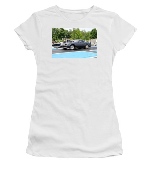 8830 06-15-2015 Esta Safety Park Women's T-Shirt (Athletic Fit)