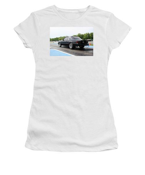 8904 06-15-2015 Esta Safety Park Women's T-Shirt (Athletic Fit)