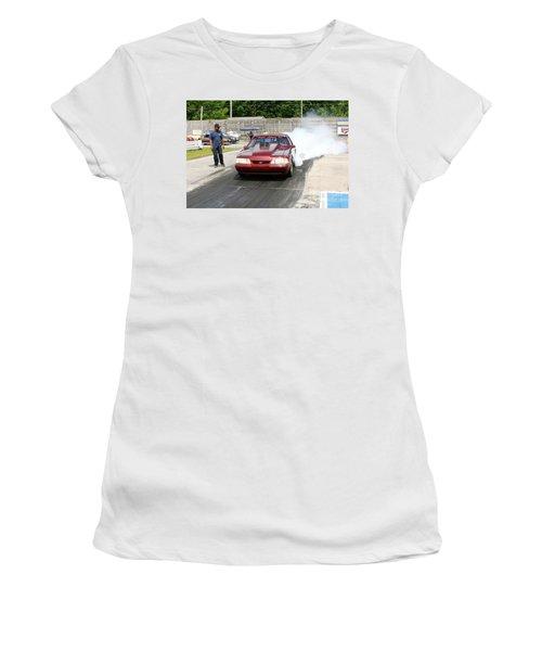 8912 06-15-2015 Esta Safety Park Women's T-Shirt (Athletic Fit)