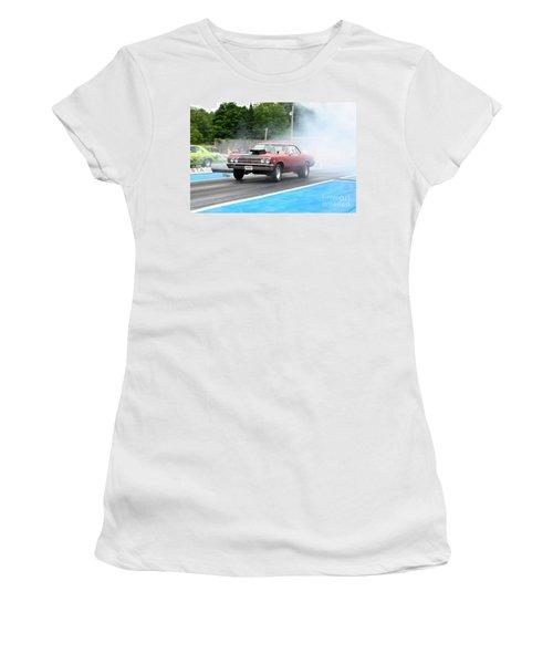 8931 06-15-2015 Esta Safety Park Women's T-Shirt (Athletic Fit)