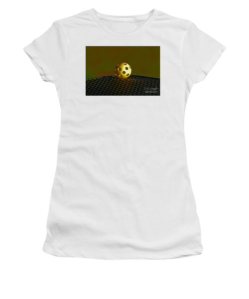 Women's T-Shirt (Junior Cut) featuring the photograph 9- Perspective by Joseph Keane