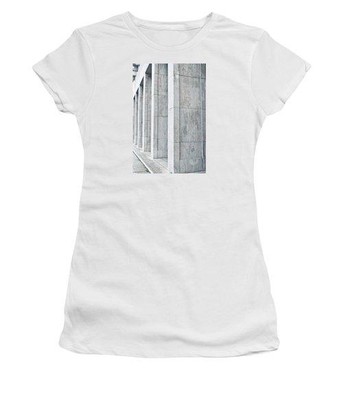 Pillars Women's T-Shirt (Athletic Fit)