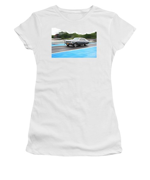 9030 06-15-2015 Esta Safety Park Women's T-Shirt (Athletic Fit)