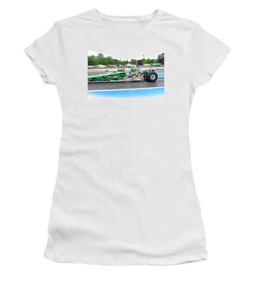 9073 06-15-2015 Esta Safety Park Women's T-Shirt (Athletic Fit)