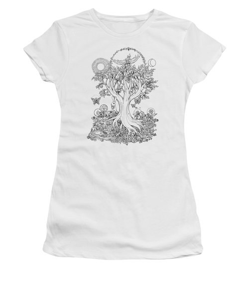 A Celebration Of Spring Women's T-Shirt (Athletic Fit)