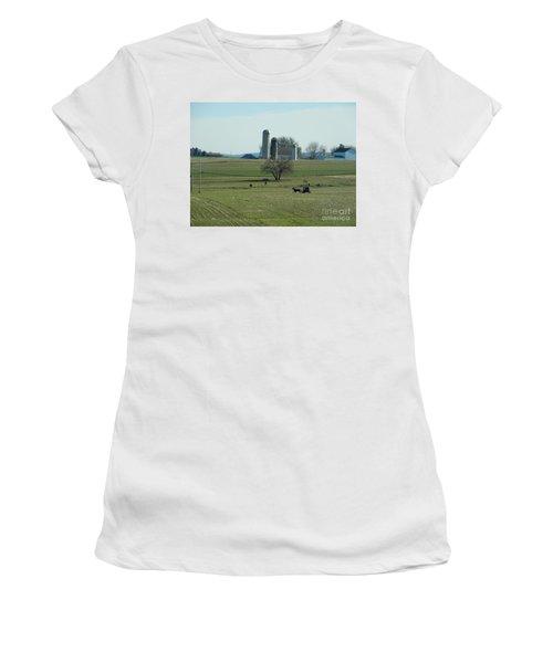 A Clear November Day Women's T-Shirt