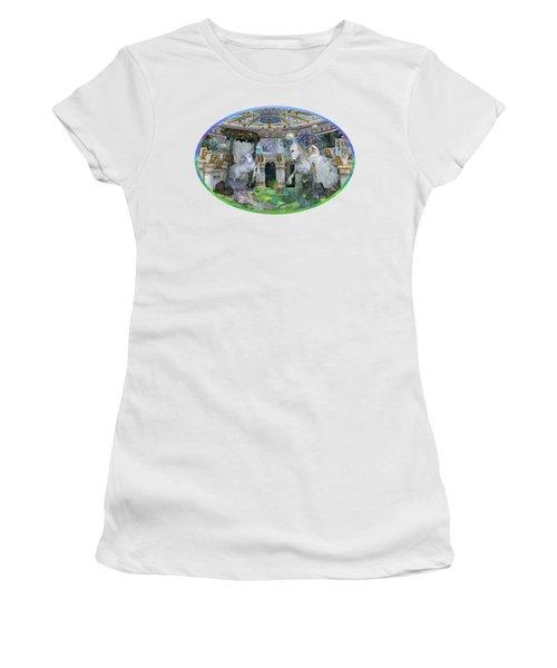 A Curious Dream Women's T-Shirt (Athletic Fit)