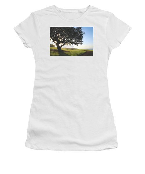 Women's T-Shirt (Junior Cut) featuring the photograph A Dreamy Dream by Laurie Search