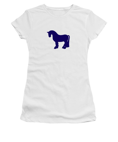 A Fat Pony Women's T-Shirt (Athletic Fit)