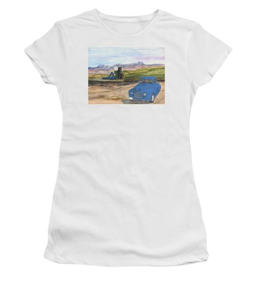 A Ford Women's T-Shirt (Athletic Fit)