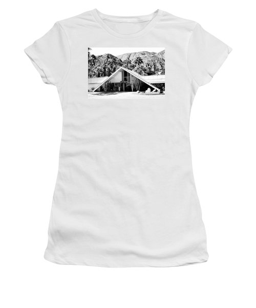 Frame By Frame A Frame Palm Springs Women's T-Shirt