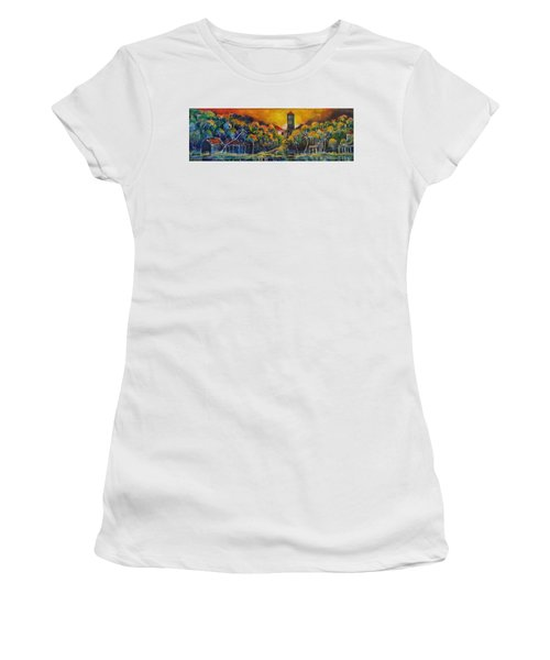 A Golden Day Women's T-Shirt