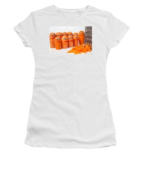 A Grate Carrot 1. Women's T-Shirt