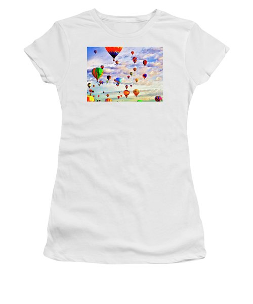 A Great Day To Fly Women's T-Shirt