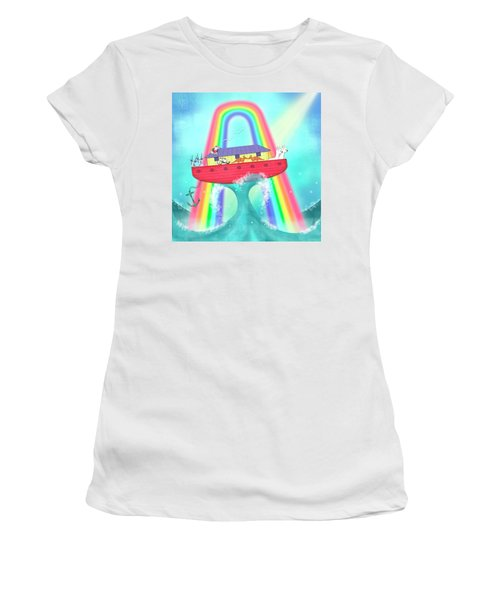 A Is For Ark Women's T-Shirt