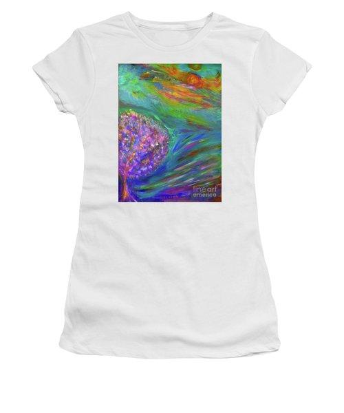 A Leap Of Faith Women's T-Shirt