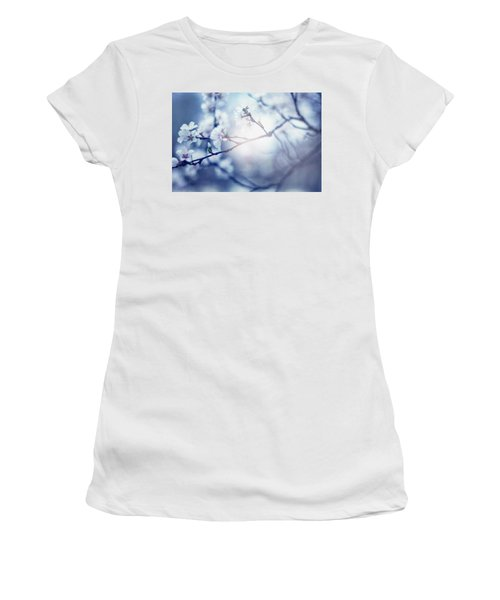 A Light Exists In Spring Women's T-Shirt (Athletic Fit)