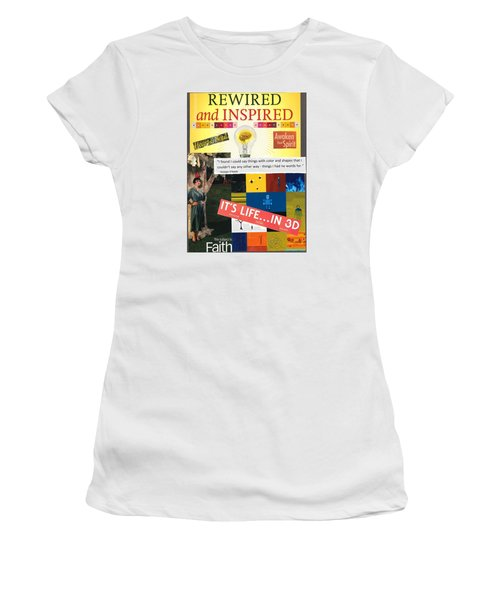 A New Look On Life Women's T-Shirt