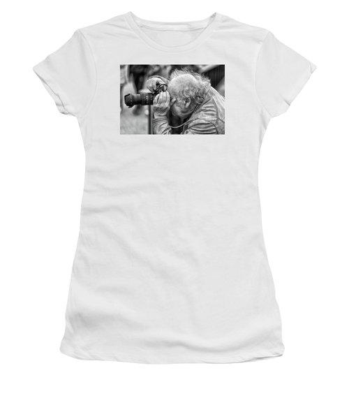 A Photographers Photographer Women's T-Shirt