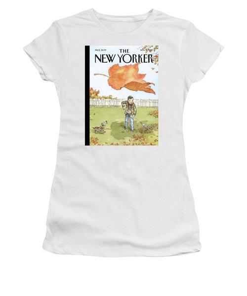 A Rakes Progress Women's T-Shirt