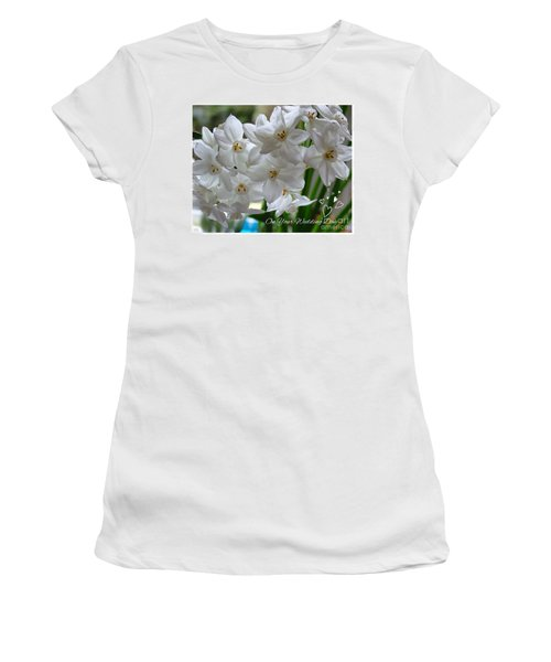 A Spring Wedding Women's T-Shirt (Athletic Fit)
