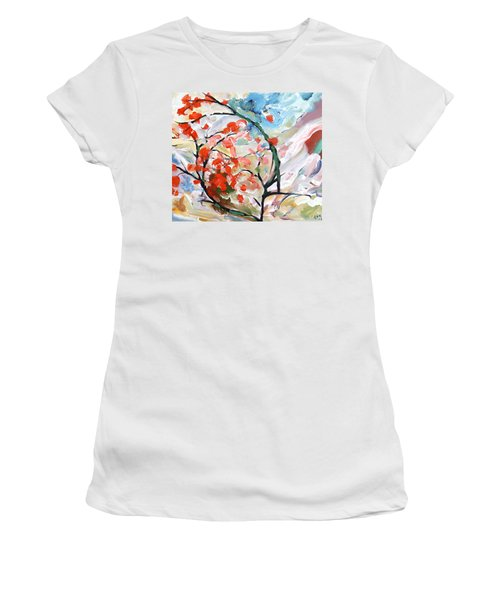 A Study In Qi Women's T-Shirt (Athletic Fit)