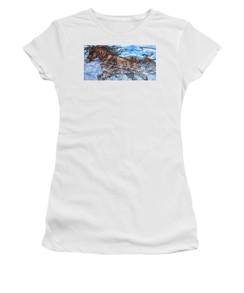 A Trip Down Memory Rein Women's T-Shirt