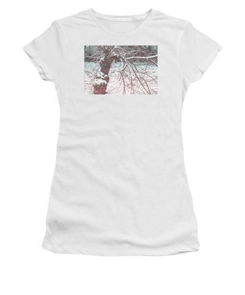 A Winter Tree Women's T-Shirt