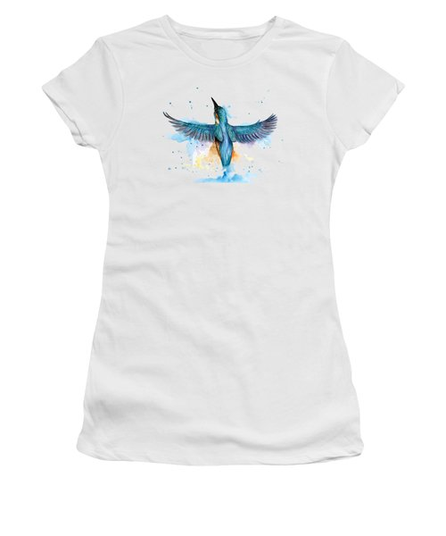 A World Of Color Women's T-Shirt (Athletic Fit)