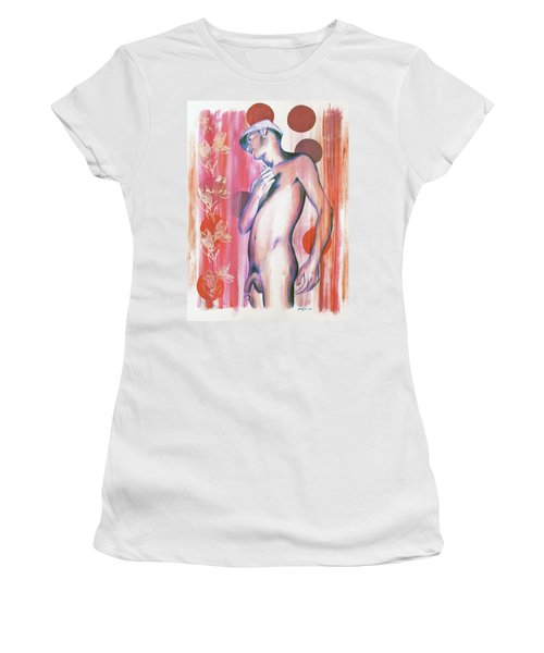 Dangerous Boys And Attraction Women's T-Shirt (Athletic Fit)