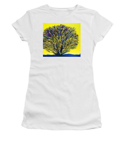 About To Sprout Women's T-Shirt