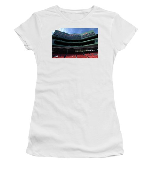 Above It All Women's T-Shirt (Athletic Fit)