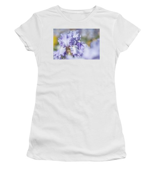 Absolute Treasure 1. The Beauty Of Irises Women's T-Shirt