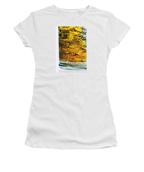 Abstract #8442 Women's T-Shirt (Junior Cut) by Andrey Godyaykin