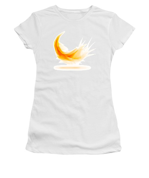 Abstract Feather Women's T-Shirt
