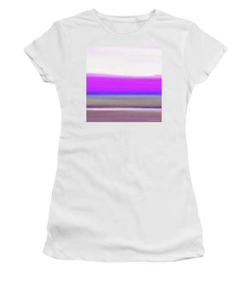Abstract Sunset 65 Women's T-Shirt