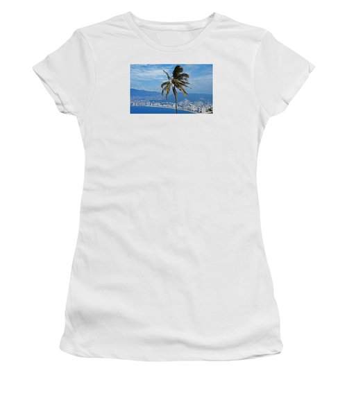 Acapulco Women's T-Shirt (Athletic Fit)